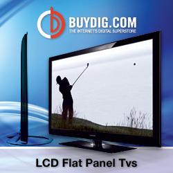 Save on Flat Panel TVs @ BuyDig.com!