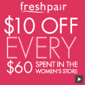 Fresh Pair - Women's intimate apparel