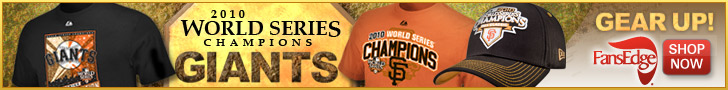 Giants 2010 World Series Champions