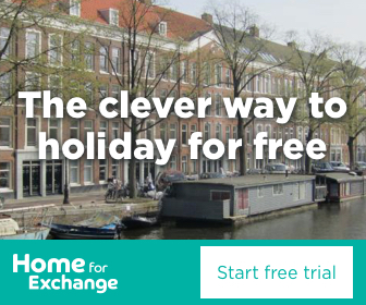 Holiday for Free with HomeForExchange