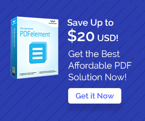 Save Up to $20 USD! Get the Ultimate PDF Solution Now!