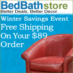 Decorate for the Holidays with BedBathStore.com
