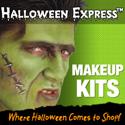 Costume Makeup Kits from Halloween Express