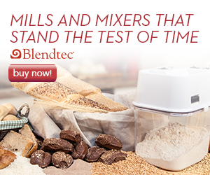 Kitchen Mill From Blendtec