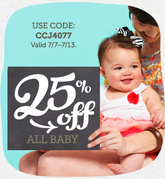 25% off All Baby Cards, Baby Announcements, Shower Invites, and More at Cardstore! Use code: CCJ4077