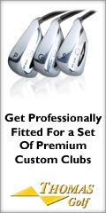 Premium Custom Clubs w/ Shot Alignment Tecnology