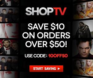 $10 off at ShopTV