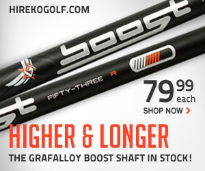 Grafalloy Boost Golf Shaft