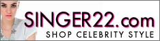 Shop Celebrity Fashions at Singer22