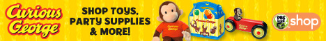 PBS KIDS Curious George Shop