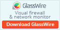 GlassWire Visual Firewall and Network Monitor