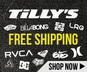 Tilly's - Surf & Skate Clothing