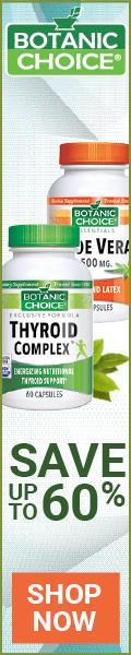Botanic Choice - Natural Herbal Remedies up to 75% off