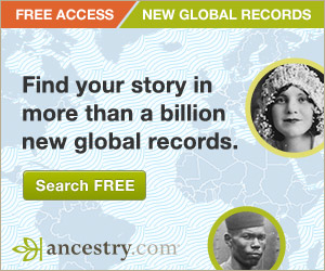 Don't Miss Out on Free Access to Ancestry until Sept 1