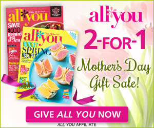 All You Mother's Day Sale_300x250