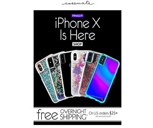 iPhone X 300x250