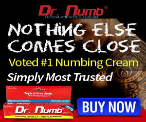 Nothing Else Comes Close Voted #1 Numbing Cream Simply Most Trusted