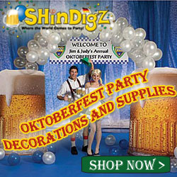 Shop Oktoberfest Party Supplies and Decorations