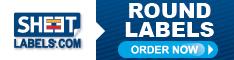 SheetLabels.com Round Labels