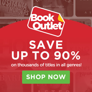 Save up to 90% on thousands of titles in all genres! Shop now