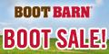 Boot Barn Sale