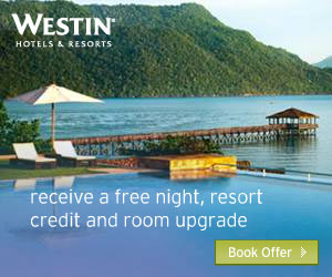 westin resort offer