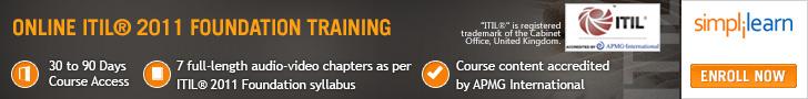 ITIL Foundation Online Course
