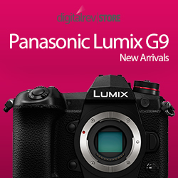 Panasonic Lumix DC-G9 Body