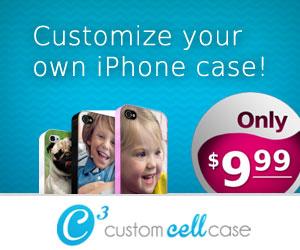 Custom Cell Case_300x250 Banner