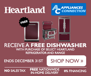 Free Dishwasher!
