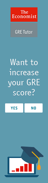 Prepare for the GRE anytime, anywhere, with Economist GRE Tutor.