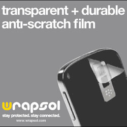 Get a Wrapsol solution for your special electronic gear