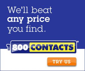 1 800 Contacts Will Beat Any Price