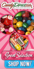 1000's of Candies - Your Candy Kingdom!