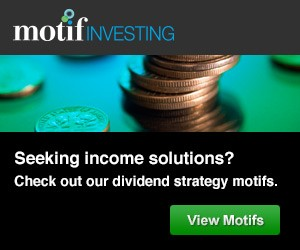 Seeking income solutions? Check out our dividend strategy motifs.