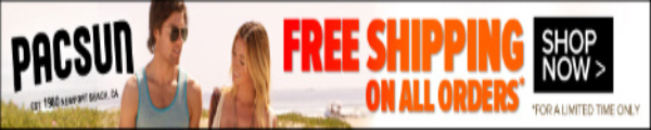 PacSun.com - Free Shipping