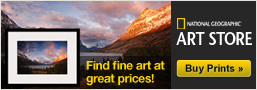 Shop the National Geographic Art Store only at CafePress.com!