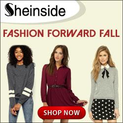 SheInside is Fashion Forward for Fall