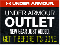 UA Outlet: New Items Just Added! Better Hustle, This Gear Goes Fast.