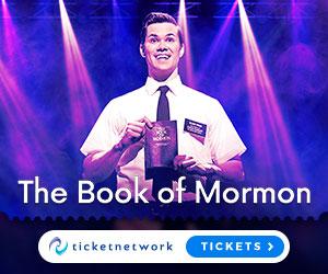 The Book of Mormon biljetter