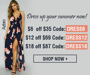 Azbro Summer Dress Discount, save more now!