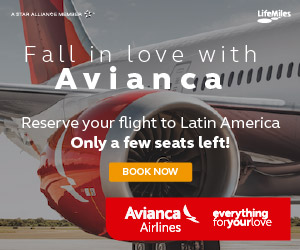 Fly to Clombia with Avianca