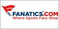Football Fanatics discount coupon