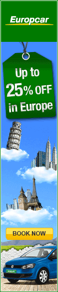 Europcar english 120x600 book online