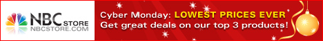 NBC Cyber Monday - Lowest Prices EVER!