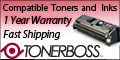 TonerBoss-Quality Comaptible Toners and Inks