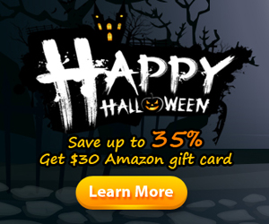 Halloween Special Offers