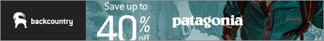 40% Off Patagonia during our Semiannual Sale
