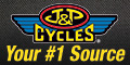 J and P Cycles.com coupons
