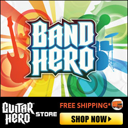 Band Hero features Taylor Swift, Shop Now!